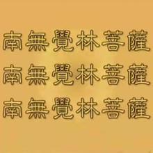 南无觉林菩萨
